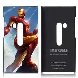 Marvel Iron Man Case Cover for Nokia N9 Series IMCA CP