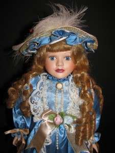 Christina Collection by Christina Verdi Porcelain Doll |