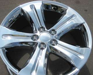 FACTORY TOYOTA HIGHLANDER CHROME WHEELS RIMS VENZA RX330 RX350 RX300