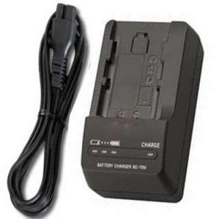 BC TRV Charger for Sony P,H,V Series Battery FV50 FV70