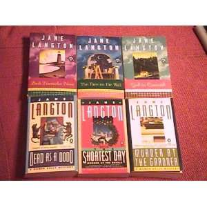 Murder at the Gardner ) (Homer Kelly Mysteries) Jane Langton Books