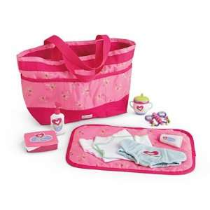 American Girl Bitty Baby or Bitty Twin Dolls Diaper Tote