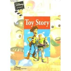 Toy Story (9782230005499) Walt Disney Productions Books
