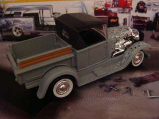 29 Ford Model A RAT ROD Pick up 1/64 Scale Ltd Edit