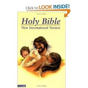 NIV Childrens Bible (9780310902720) Zondervan Books