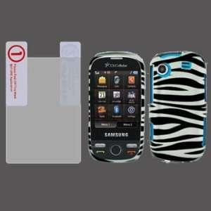 Samsung Messager Touch R630 Premium Design Black White