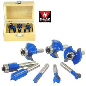 Tungsten Carbide Router Bits   1/4 Shank   Bargain Buy
