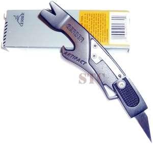 Gerber Artifact Mini Tool Knife Removable Blade Bottle Opener Pry Bar