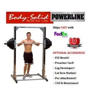 Body Solid Powerline PSM144X Smith Machine Sports