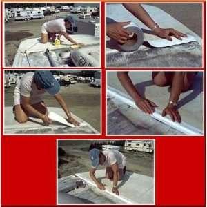 2 x 50 White Eternabond Roof Repair Tape