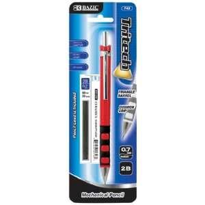 BAZIC Tritech 0.7 mm Mechanical Pencil with Ceramics High Quality Lead