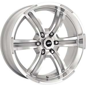 American Racing Trench 17x8 Diamond Cut Wheel / Rim 6x5 with a 25mm
