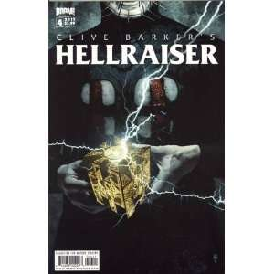 Clive Barkers Hellraiser Vol 2 #4 Cover A Christopher