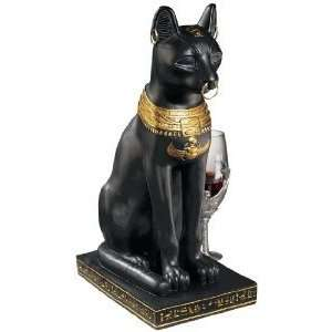 Xoticbrands 17 Large Bastet Cat Feline Goddess Sculpture