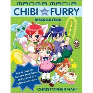 Manga Mania: Chibi and Furry Characters: How to Draw the Adorable Mini