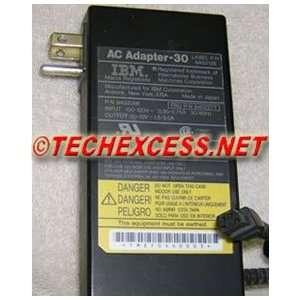 IBM THINKPAD TP750 TP755 AC Adapter 30 Electronics