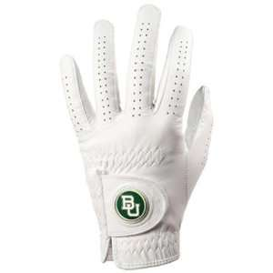 Baylor University Bears BU NCAA Left Handed Golf Glove Xxlarge