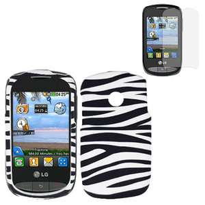 Cover Case For LG 800G Net10 Tracfone Phone Accessory w/Screen