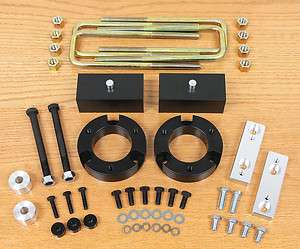 05 11 Toyota Tacoma 3 Front 1 rear Suspension Lift Kit w/ Sway bar