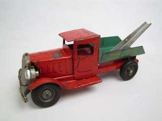 Vintage Metalcraft St. Louis Tow Repair Truck W/Lights