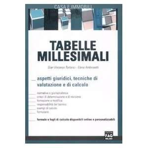 calcolo (9788882337872) Elena Ambrosetti G. Vincenzo Tortorici Books