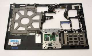 Dell Latitude D630 Palmrest Touchpad Fingerprint reader DT889