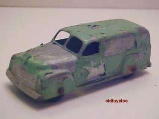 TOOTSIETOY 1950 CHEVY PANEL VAN