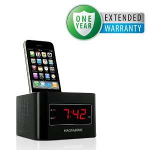 MiC1000K Digital FM Alarm Clock Radio Speaker Dock for iPod/iPhone