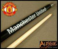Manchester United Snooker Pool Cue with Case Licensed MU Soccer