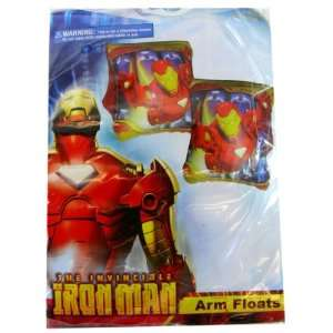 Marvel Comics Iron Man Arm Floats Toys & Games
