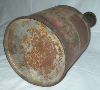 Vintage Antique Geo Diener Mfg Co Protection Safety Oil Gas Fuel