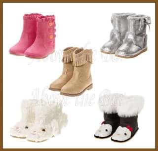 NWT Gymboree Boots Baby Girl Toddler U Pick Style & Sz
