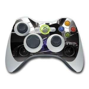 Z33 Dark Design Skin Decal Sticker for the Xbox 360