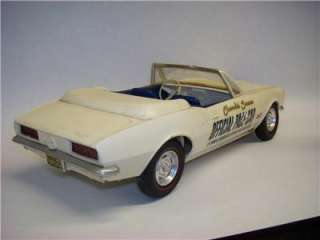 396 cc inches stock car racer amt chevy super sport camaro convertible