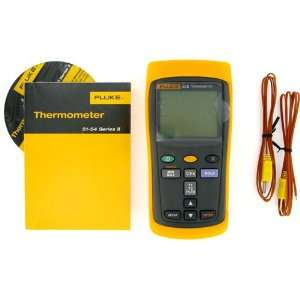 Fluke 52 2 Dual Input Digital Thermometer, 50 Series II: