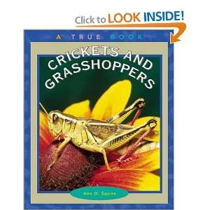 Crickets and Grasshoppers (True Books: Animals