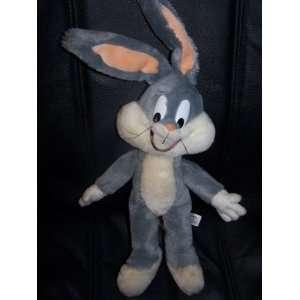 Warner Bros Bugs Bunny Plush with Poseable Ears 15