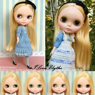 CWC LTD EDITION Takara Neo Blythe doll (Tarts & Tea)