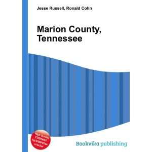 Marion County, Tennessee Ronald Cohn Jesse Russell Books