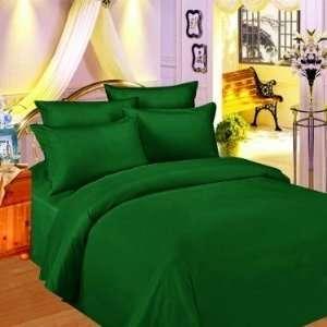 Set 6 Piece 1600 Count Microfiber Sheet & Pillowcase Set Hunter Green