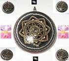 Tachyon   Orgone pendant   7 colors   Prana reiki ki items in