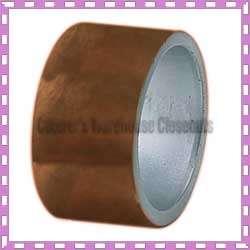 Copper Acrylic Napkin Ring Holder Set/24 NIB Rings