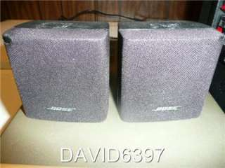 BOSE ACOUSTIMASS 3 SERIES III & ONKYO CD/RECEIVER