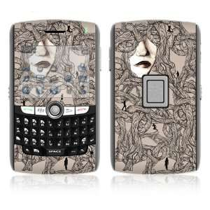 BlackBerry World 8800/8820/8830 Vinyl Decal Skin