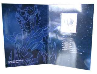 Bandai Saint Seiya CLOTH MYTH Final Phoenix V3 Plate