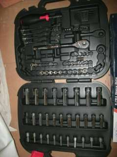 WHOLESALE LOT ASSORTED NAMEBRAND SOCKET AND WRENCHS SET