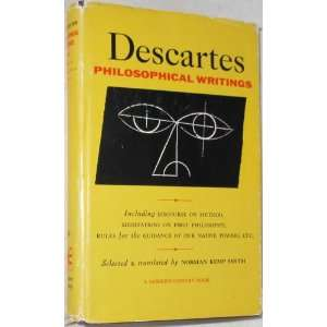 Writings (Translated by Norman Kemp Smith): Rene Descartes: Books