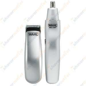 Wahl Travel Gear 12 Piece Trimmer and Grooming Kit Health