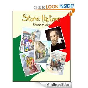 Storie Italiane Short stories in Italian for young readers and