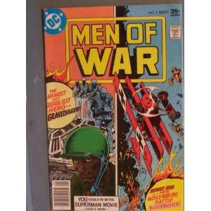 War Comic Book (The Five Walled War, 2): David Michelinie, Joe Orlando